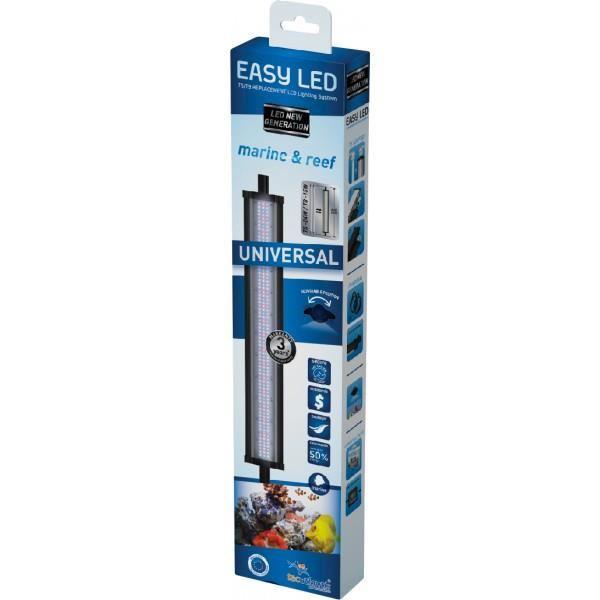 Rampe Easy LED Eau de mer pour aquarium 105 cm Aquatlantis Rampe d