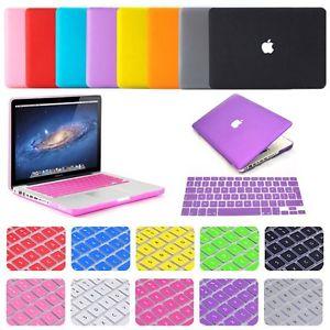 Housse/coque Matte+ AZERTY Clavier Protection pour MacBook 12 Pro Air