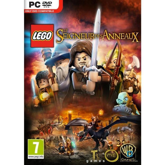 SEIGNEUR DES ANNEAUX / Jeu PC Achat / Vente jeu pc LEGO SEIGNEUR