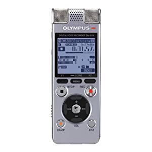 Olympus N2289921 DM 650 Dictaphone 4 Go + micro SD