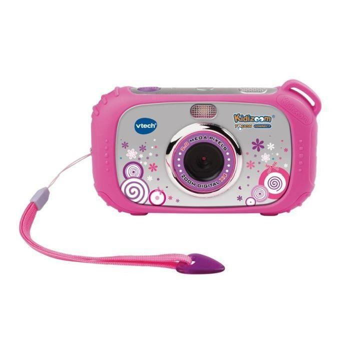 Kidizoom Touch Connect Rose Achat / Vente Kidizoom Touch Connect