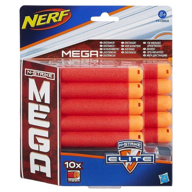 Nerf mega elite recharges x10 hasa4368eu40 Hasbro