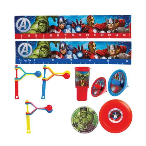 48 mini jouets Avengers pour enfant de 4 ans à 10 ans Oxybul éveil