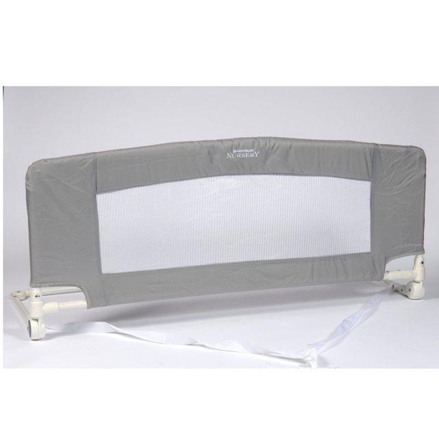 Barriere de lit pliable grise de16/g gris Babysun