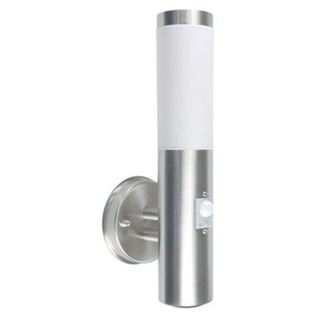 RANEX Applique avec détecteur en Inox et plastique RANEX RX1010