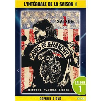 Sons of Anarchy Sons of Anarchy Coffret intégral de la Saison 1