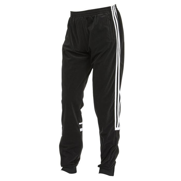 ADIDAS Pantalon de survêtement Homme Noir et blanc Achat / Vente