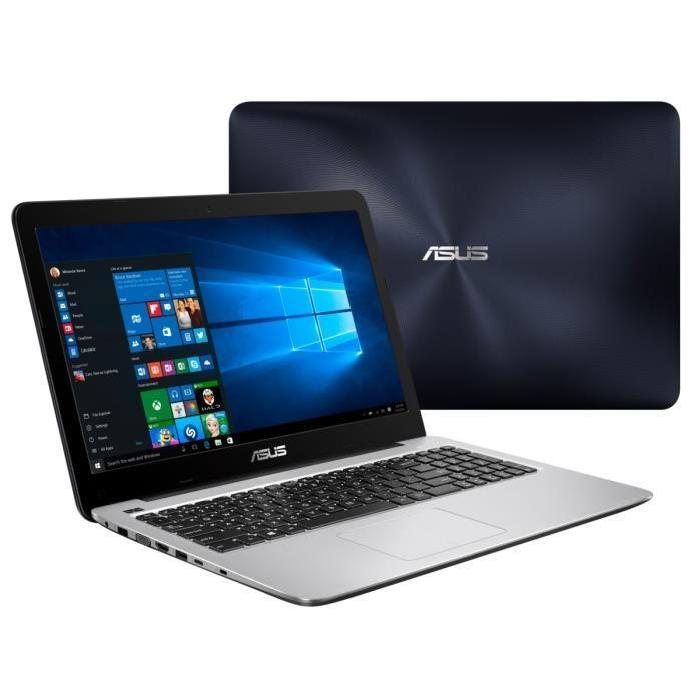 ASUS PC Portable R556UB DM277T 15.6″ Windows 10 6Go de RAM Intel