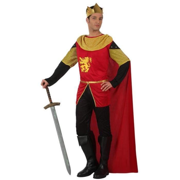 Costume chevalier médiéval Achat / Vente déguisement