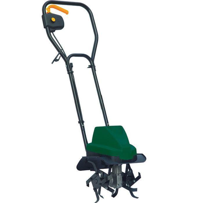motobineuse electrique tck garden 750w