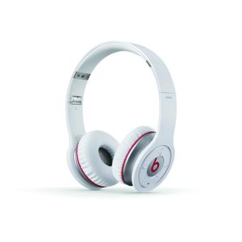 Casque Beats by Dr Dre Wireless White blanc Casque audio Achat