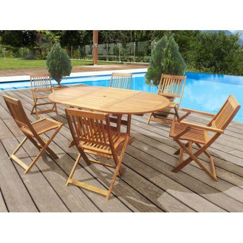 Jardin Mobilier de jardin Ensembles tables et chaises