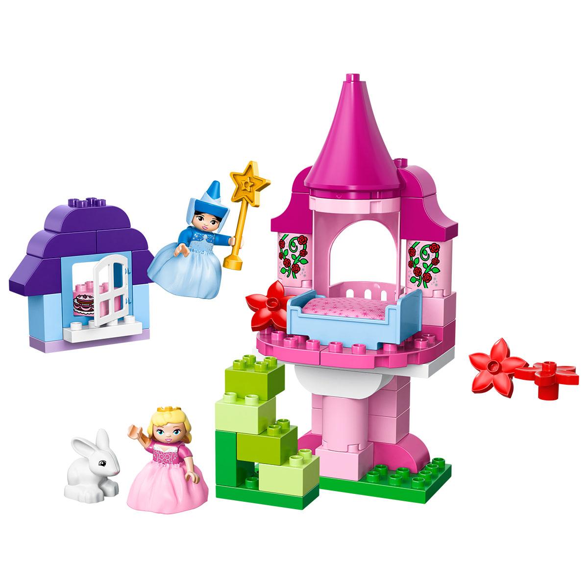 10542 Legoâ® Duploâ® Disney Princesseâ ¢ LA Belle AU Bois