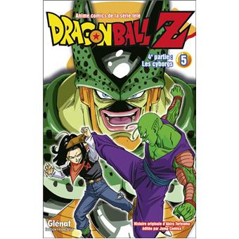 Dragon Ball Z Dragon Ball Z, Cycle 4 Tome 5