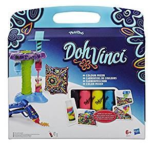 Doh Vinci A7190eu41 Kit De Loisirs Créatifs Stylet De Luxe