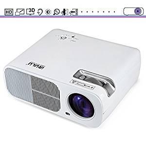 iRULU Vidéoprojecteur Portable pour Home Cinéma: High