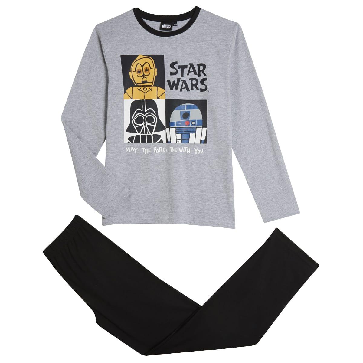 Pyjama STAR WARS Garçon du 2 au 16 ans STAR WARS pas cher à prix