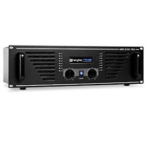 Skytec 10001714 Amplificateur sono Skytec PRO PA 1000 2 x 500 W, 1600