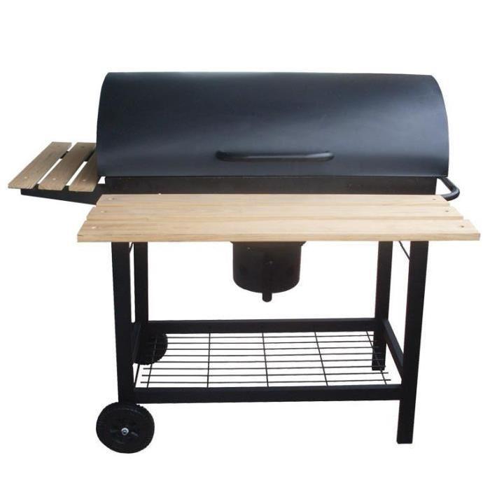 Le barbecue qui vous accompagne en toutes circonstances!! Ce barbecue