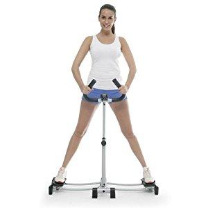 Tonic vibe tv fitness 0056 Appareil de fitness pour le bas du