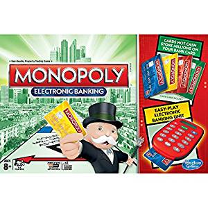 Monopoly 37712 Electronic Banking Edition Electronique Version