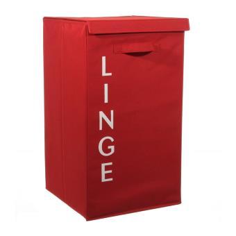 Paniere A Linge Rouge Achat & prix | fnac