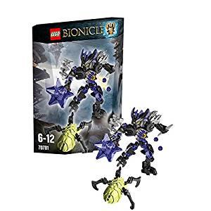 LEGO Bionicle 70781 Jeu De Construction Protecteur De La Terre