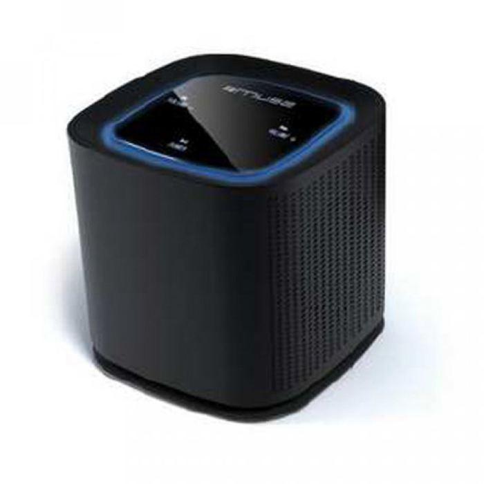 Enceinte Bluetooth et stereo a batterie Li ion in? enceintes