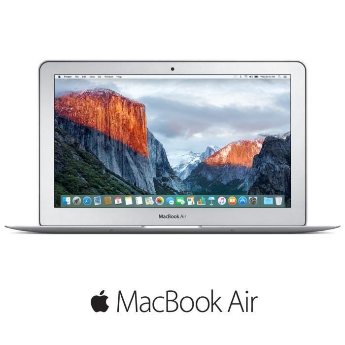 Apple MacBook Air MJVM2F/A 11,6″ 4Go de RAM Prix pas cher
