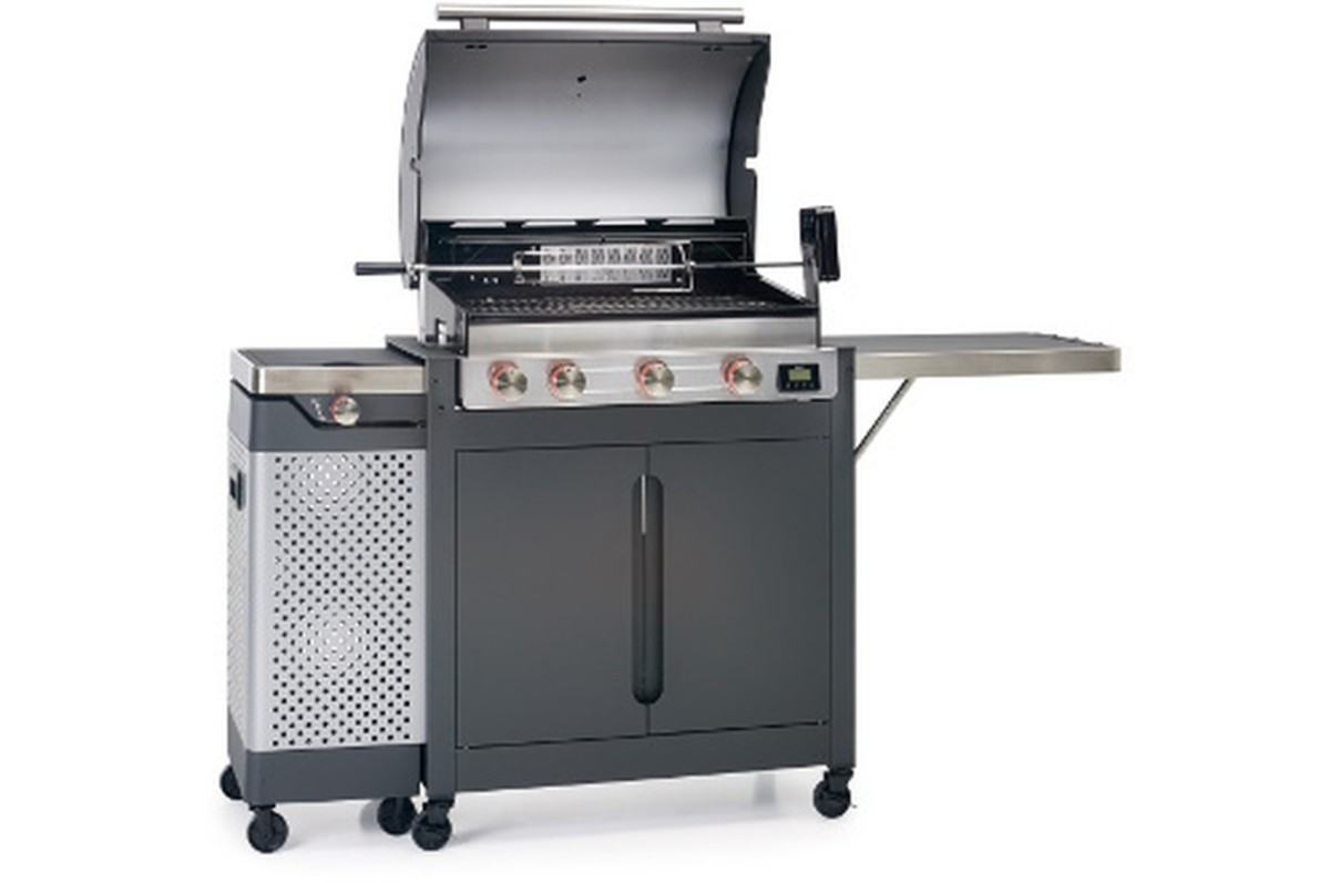 Barbecue americain Barbecook BARBECUE GAZ QUISSON 4000 (4071875