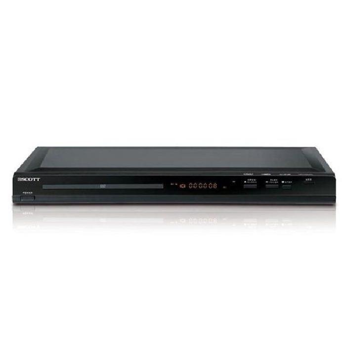 Lecteur DVD Divx Scott DX577 lecteur hd dvd, prix pas cher