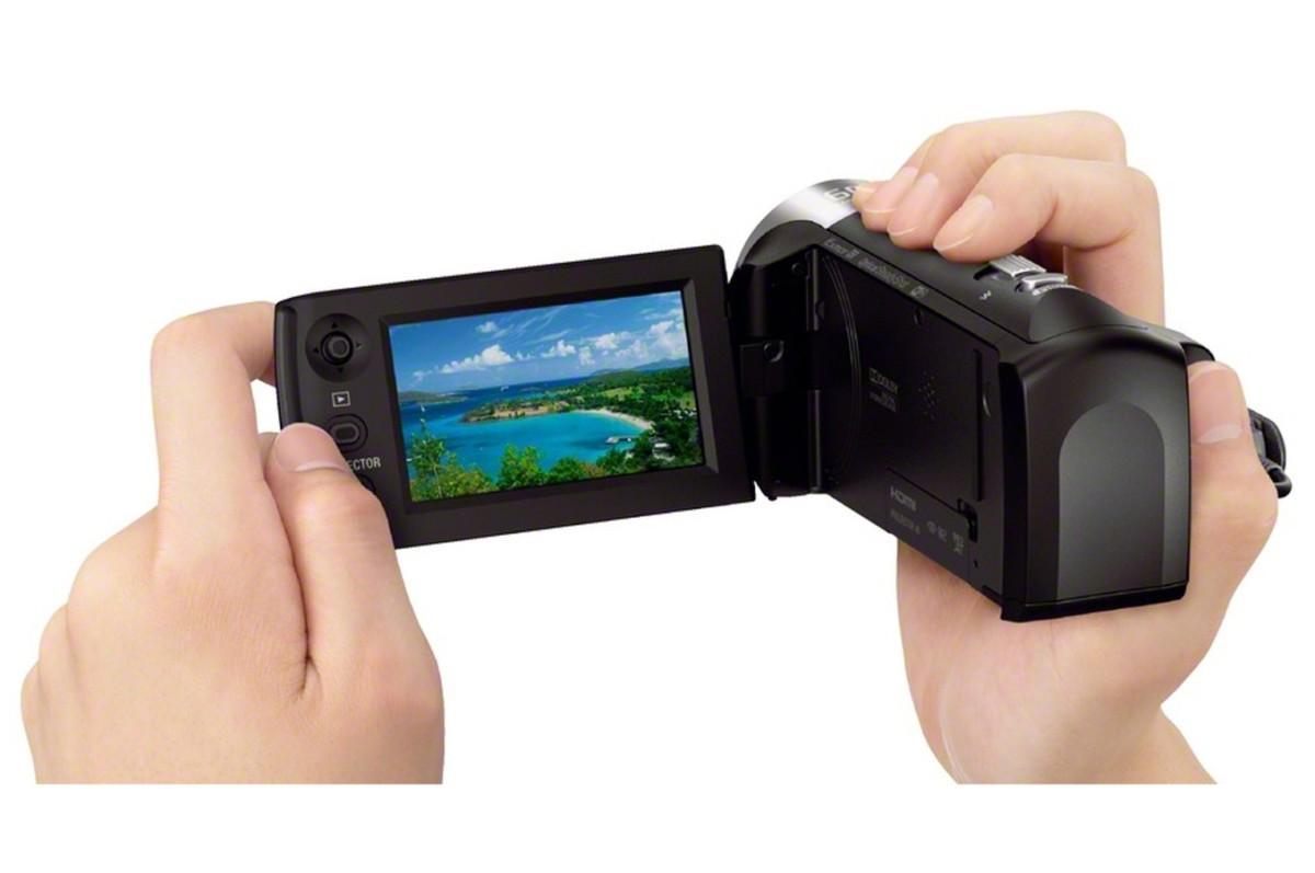 Caméscope numérique Sony HDR PJ410 + CARTE MICRO SD 16Go +Sacoche