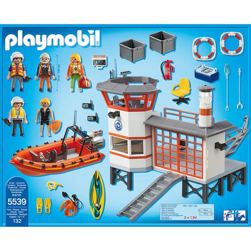 Jouets Playmobil Police, pompier playmobil