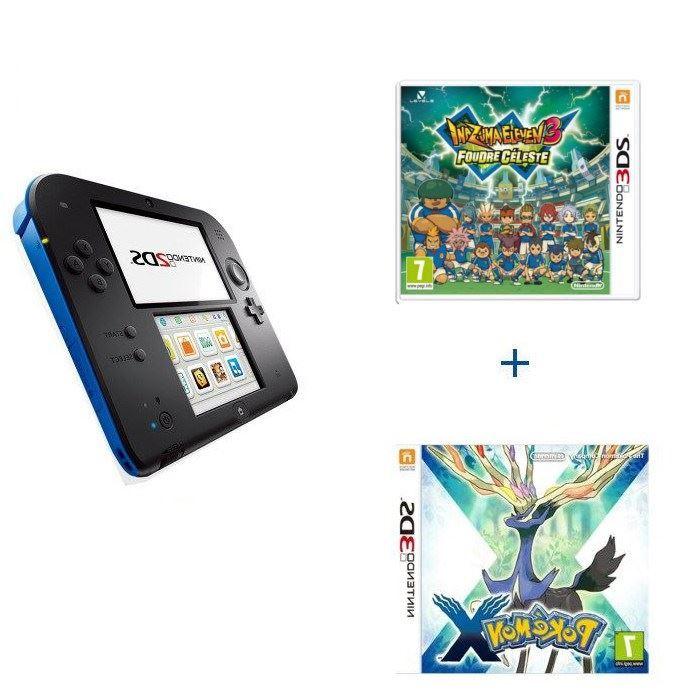 Jeux vidéo 2DS 3DS 3DS XL Consoles 2DS Console 2 DS