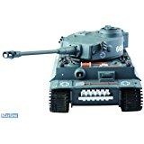 Char radiocommandé / télécommandé M41A3 Bulldog / Tank / Fumée