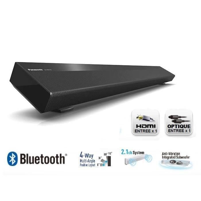 Panasonic SC HTB170 Barre de son Bluetooth barre de son, avis et