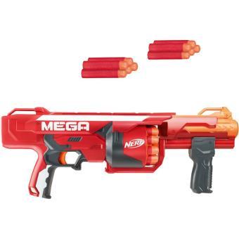 nerf pistolet nerf mega elite rotofury autre jeu de plein air nerf