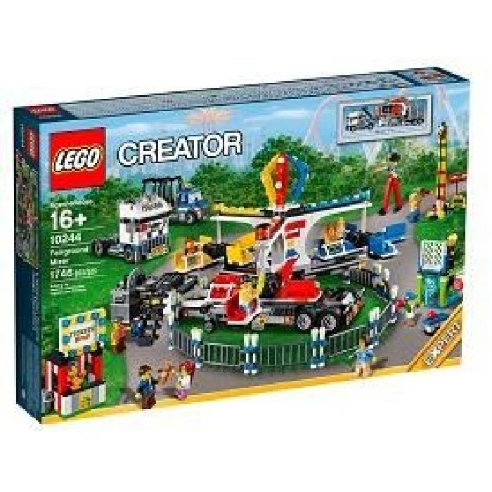 10244 La fete foraine, Lego Creator Expert Déploie la fantastique