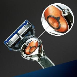 Gillette Fusion ProGlide Lame de Rasoir pour Homme Pack de 4 lames