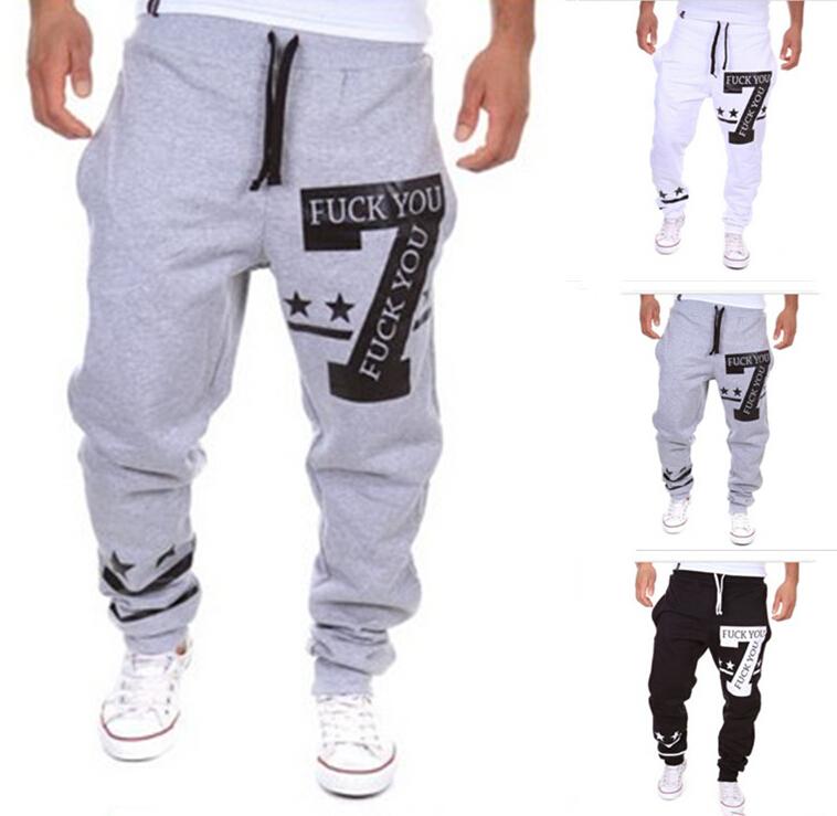 Casual pantalons de survêtement pour homme