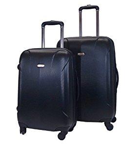 Ensemble Set de 2 valises Utopia Perfecto Bagages Moyenne Petite dont