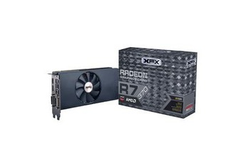 Carte graphique Radeon R7 370 R7 370P 2SFS Single Fan XFX