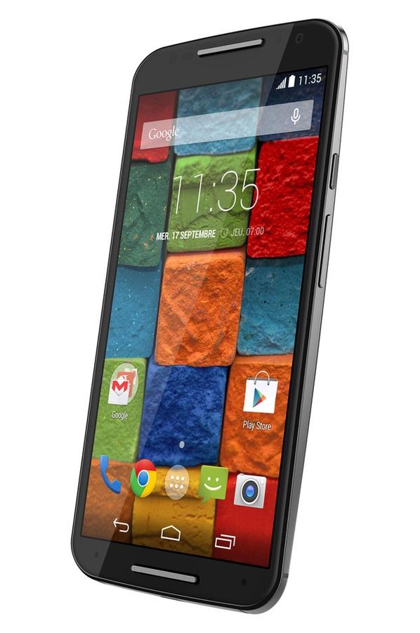 Mobile nu Motorola MOTO X+1 NOIR