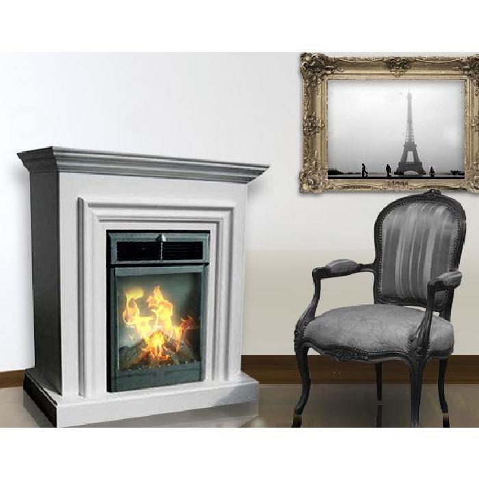 Chauffage Habillage de cheminée pour Insert Modèle mural de