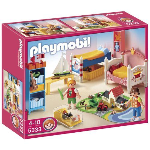 Avis sur » Playmobil 5333 Chambre Des Enfants Avec Lits Décorés