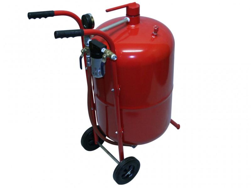 Sableusemobile 76 litres 0 10 Bars avec Accessoires
