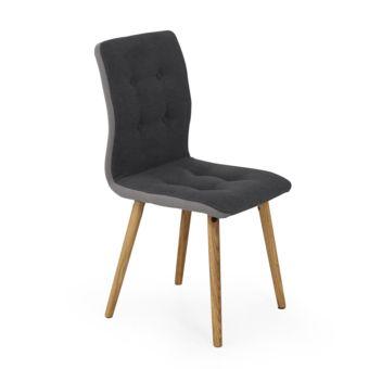 , salle à manger Chaises ALINÉA Frida Chaise en feutrine grise