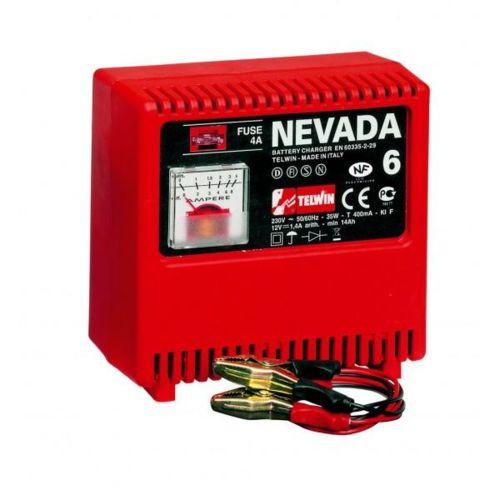 Telwin Déstockage Chargeur de batterie de 15Amp/h Nevada 6