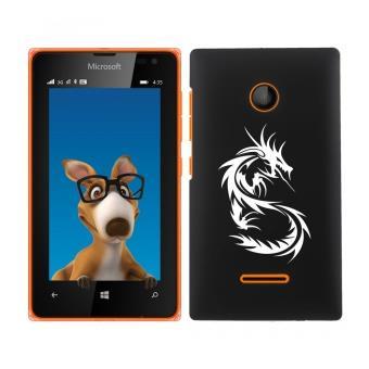 Coque pour Nokia Lumia 435/532 impression Motif dragon tribal Achat