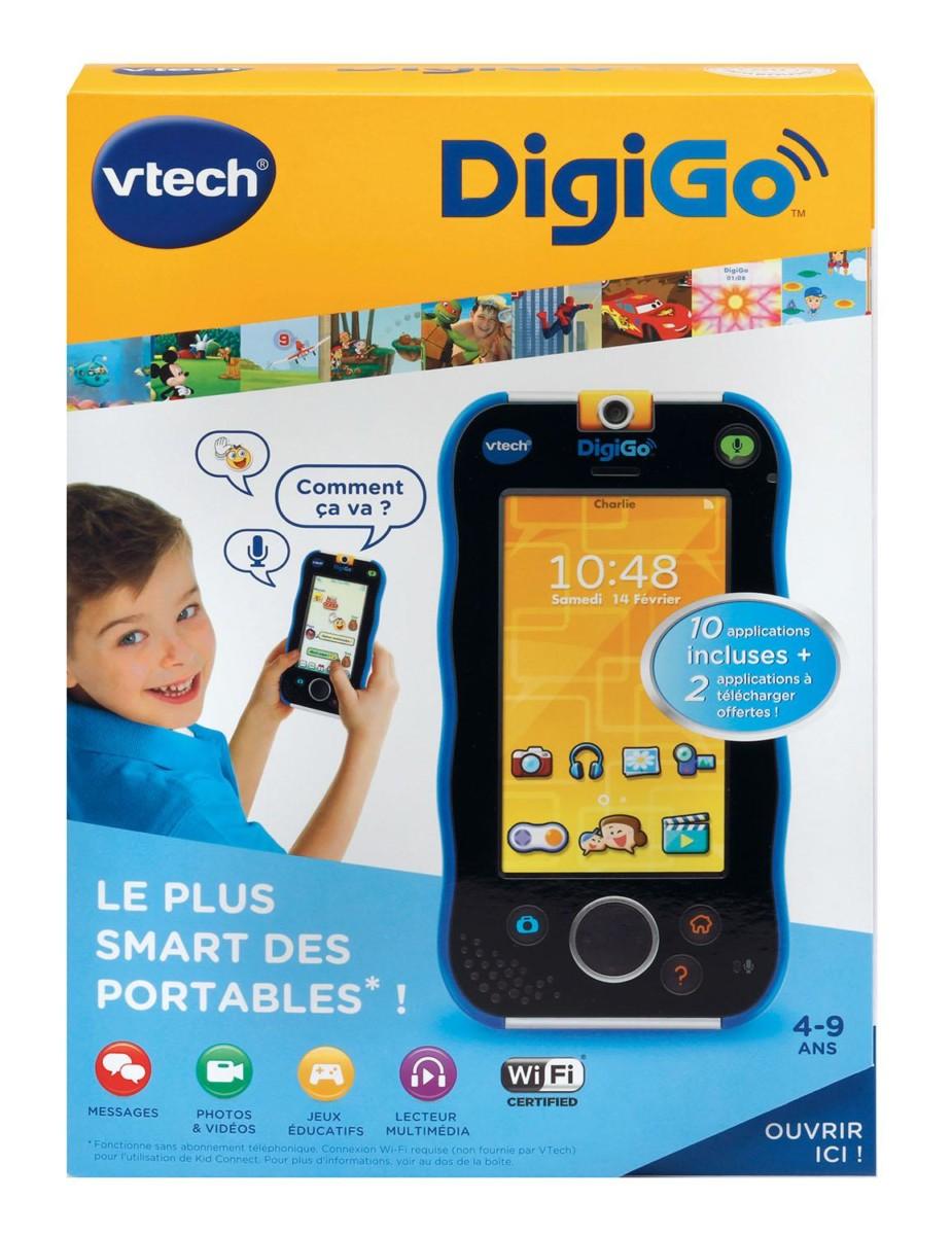DigiGo le premier portable conçu spécialement pour les enfants
